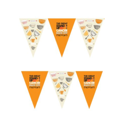 The Great Stand Up To Cancer Bake Off Bunting