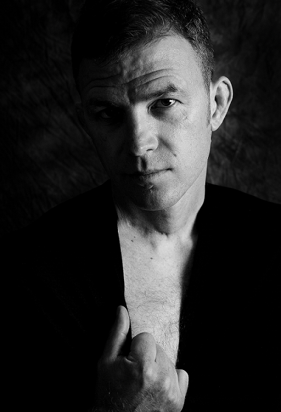Photograph of Doug for the Defiance series