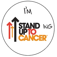 I'm Standing Up To Cancer
