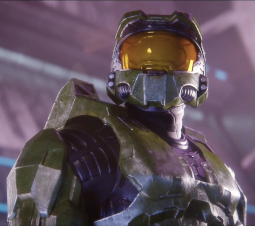 Game On Master Chief