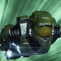 Master Chief, a character from Halo