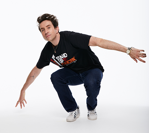 Nick Grimshaw Stand Up To Cancer