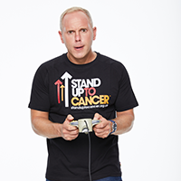 Rob Rinder Stand Up To Cancer