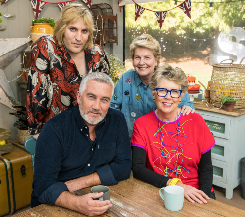 Bake Off Judges - It's Time To Raise Some Dough