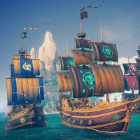 Game On Sea of Thieves Challenge