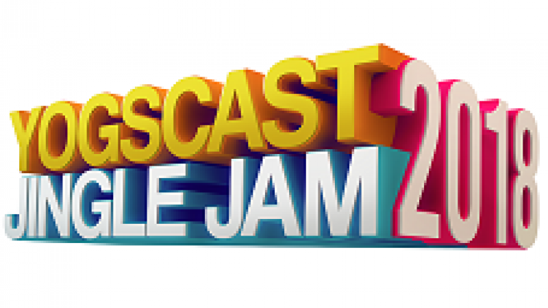 Yogscast Jingle Jam 2018 logo