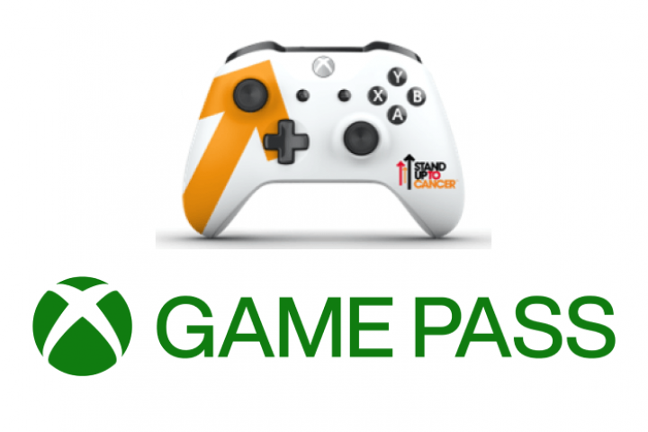 Game On Xbox games pass and SU2C wireless controller