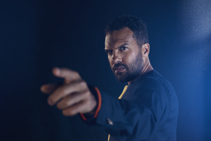 O-T Fagbenle in The Takedown for Stand Up To Cancer