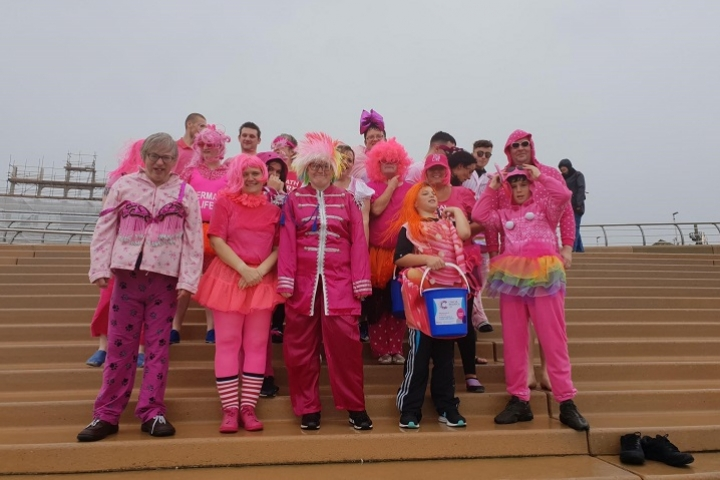 Fundraisers from Pink Dip Challenge