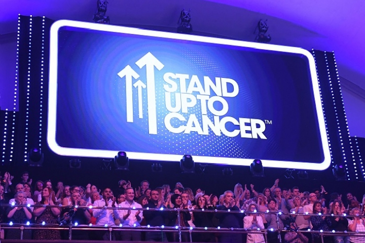 Stand Up To Cancer live show