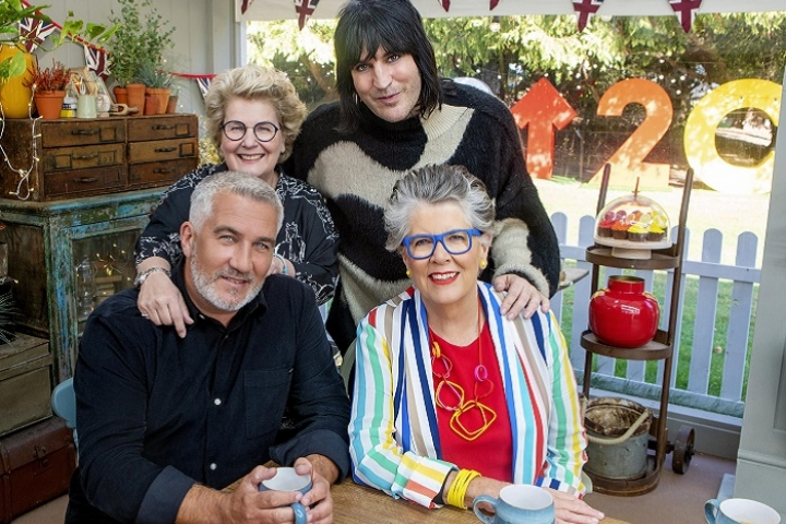 The Great Stand Up To Cancer Bake Off 2020