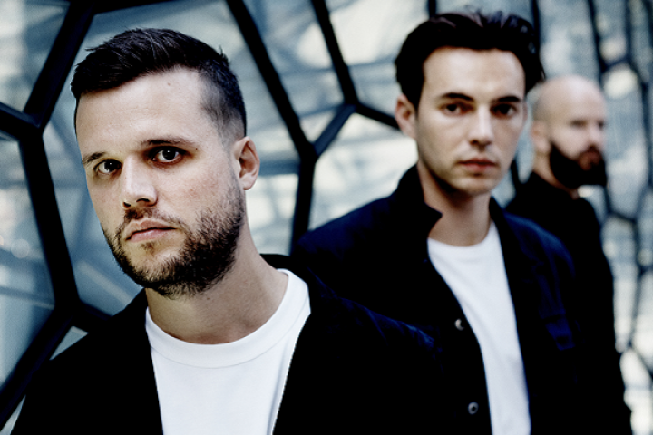 White Lies headline Stand Up To Cancer at Union Chapel