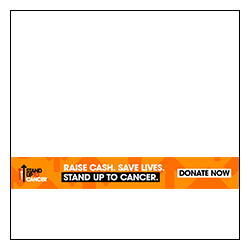 Stand Up To Cancer Stream Team Image Overlay
