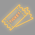 An icon of a ticket